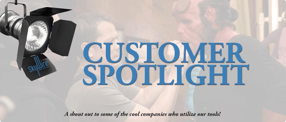 SkyWire Customer Spotlight: Spectral Motion