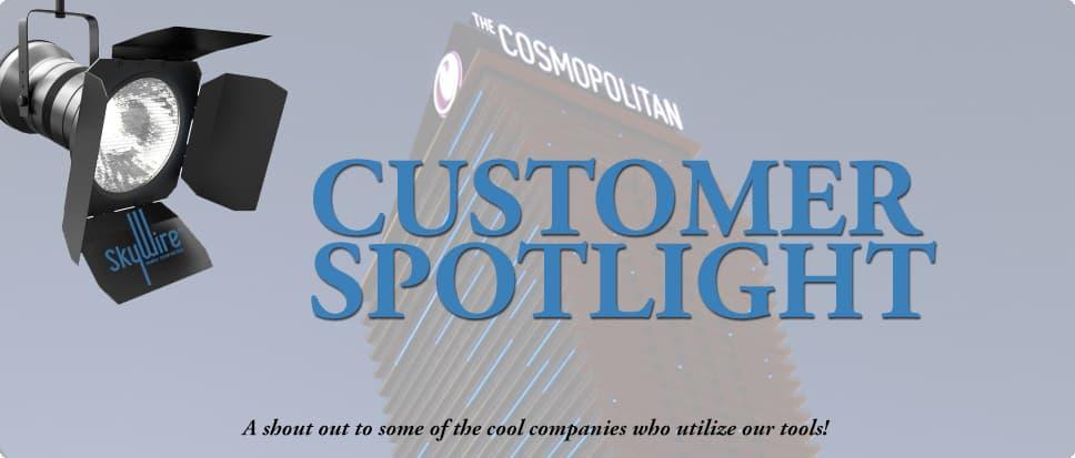 SkyWire Customer Spotlight: The Cosmopolitan Of Las Vegas