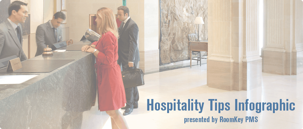 Hospitality Tips Infographic: 5 Hotel PMS Must-Haves