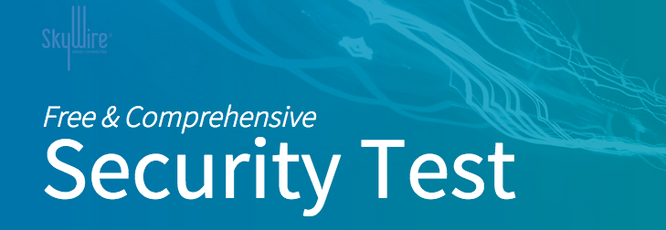 SkyWire Shield Test – Measure Your Network's Susceptibility To Potential Attacks.