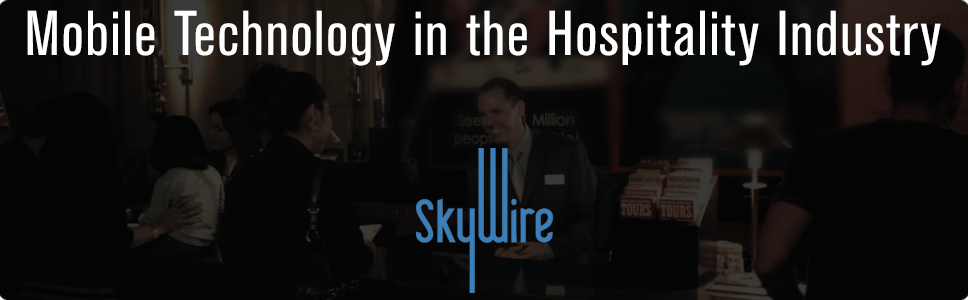 Mobile Technology In The Hospitality Industry